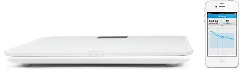 Withings revamps its WiFi bathroom scales, orders you to stop slouching