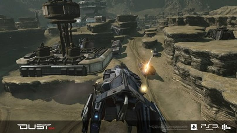 CCP shifts gears from DUST to EVE at Fanfest 2012