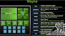 NVIDIA Tegra 4 processor details leaked: 4-plus-1 cores, 28nm, six times the power of Tegra 3