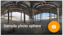 Google's Photo Sphere app now on iOS and not just Android