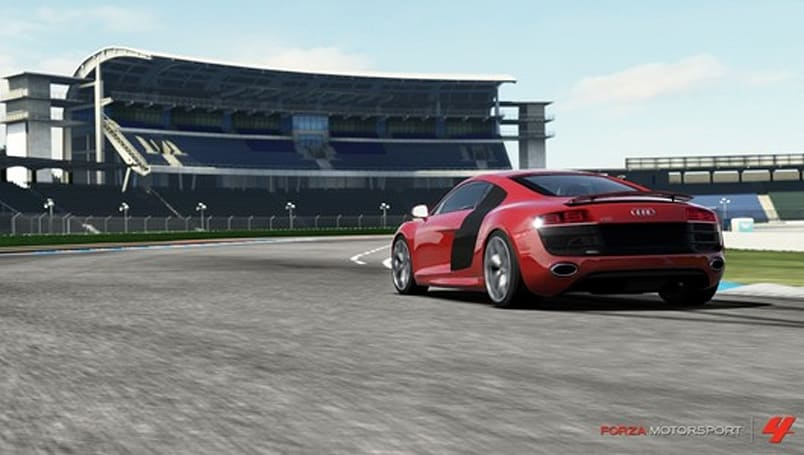 Forza 4 finishes first on UK charts, Just Dance 3 takes third