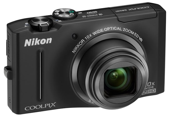 Nikon Coolpix S8100 gets 1080p video, S80 sprouts an OLED touchscreen