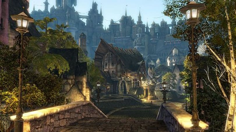 Newest Guild Wars 2 interview talks dungeons, racial abilities, and more