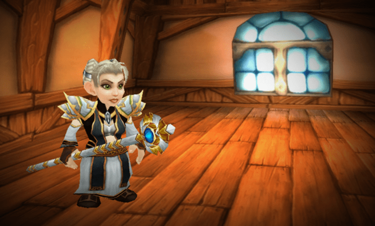 Turn your gnome into Chromie with transmogrification