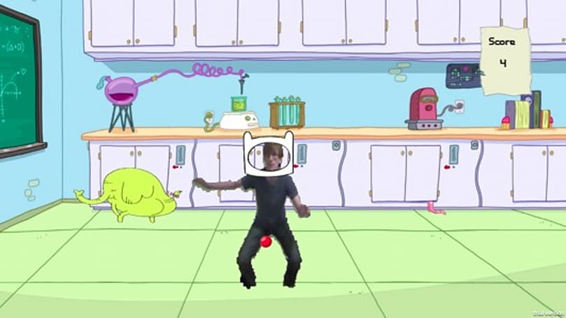 Adventure Time 'Game Making Frenzy' gives way to Game Playing Frenzy