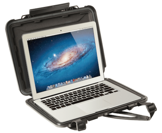 Pelican ProGear 1070CC HardBack Case: Ultimate protection for your MacBook Air