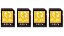 ソニーの「バックアップSDカード」に新製品SN-BA Fシリーズ、メールのバックアップにも対応