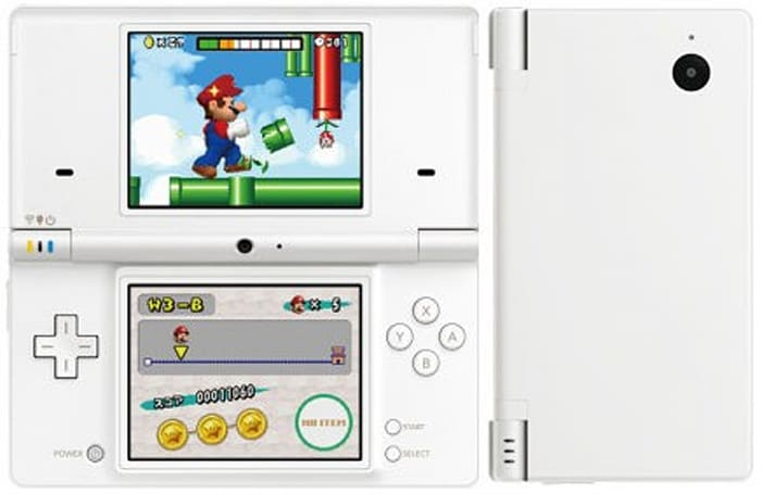 "Nintendo working up ""major app strategy"" for DSi?"