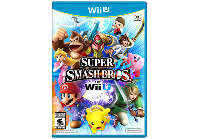 'Super Smash Bros.' coming to Wii U on November 21st