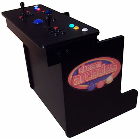 Dreamcade Vision 120 includes DLP projector, console support