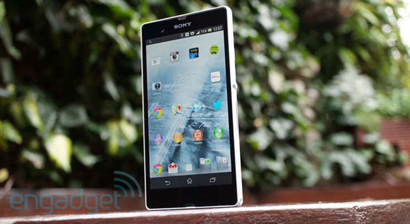 Sony Xperia Z rolling out to 60 countries worldwide this week