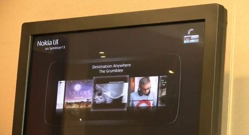 Nokia Symbian^3 UI demonstrated in detail, seeks multitouch devices (video)