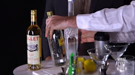 How To Make The Perfect Bond Martini