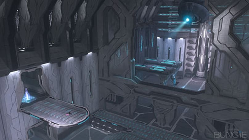 Happy Bungie Day! Halo 3 Cold Storage map now available