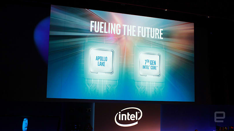 Intel's 7th generation of Core CPUs are coming later this year