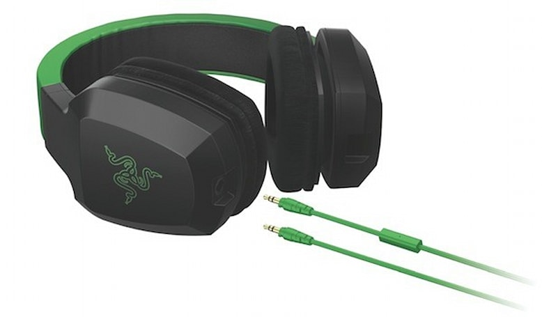 Razer's Electra headphones pump out bass, keep your voice 'inline' for $60