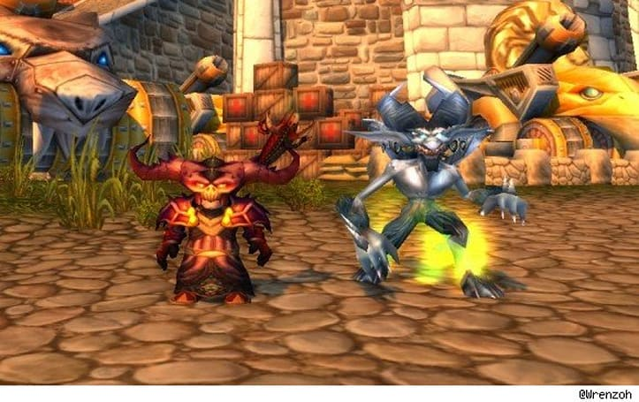 Blood Pact: Thundering on and on about raid gear in patch 5.2