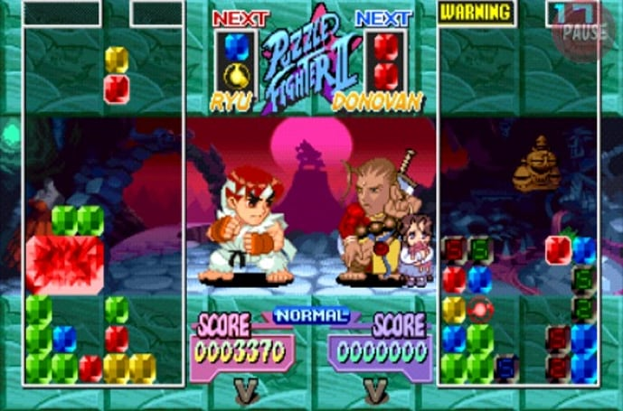 Puzzle Fighter, Super Ghouls 'n Ghosts in latest Capcom Arcade update