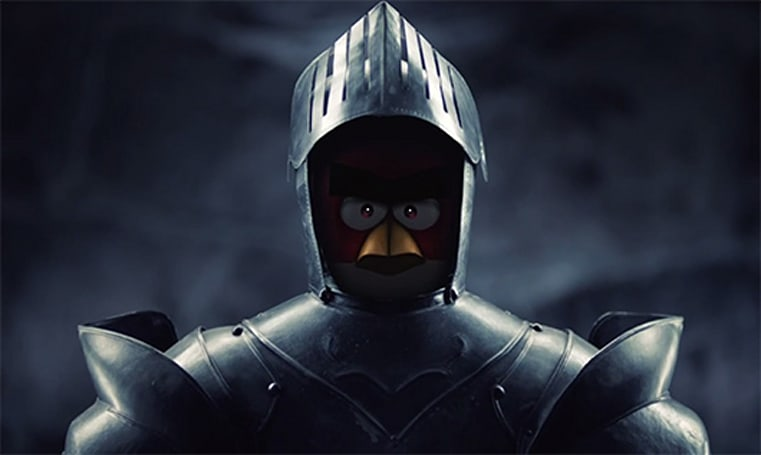 Angry Birds goes medieval in mysterious 'epic' tease