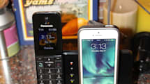 Panasonic Link-to-Cell Docking Station for iPhone