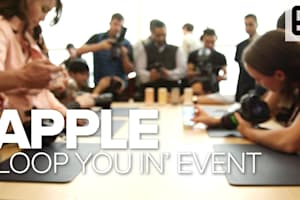 Engadget On: The Apple Loop You In Event
