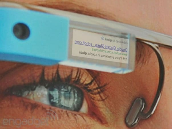 Google Glass features 'still in flux', no plans to display advertising on device
