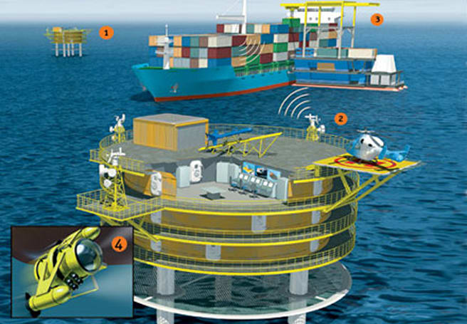 SeaAway's offshore Sea Sentinels detect incoming contraband
