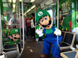 Caption contest: Luigi puts the 'L' in Chicago's public transit system