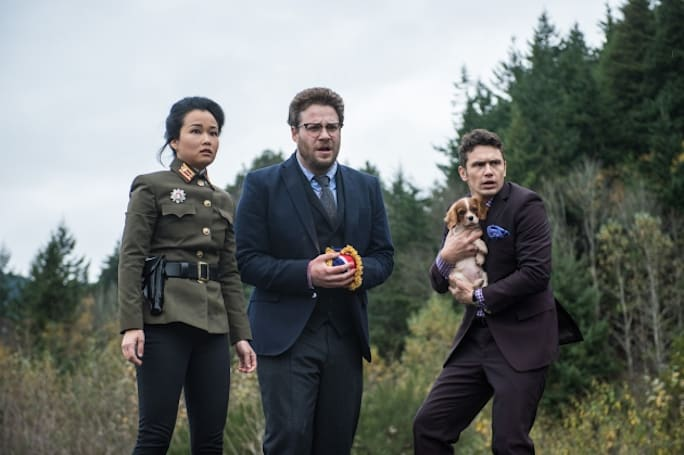 'The Interview' is already Sony's most popular online movie to date