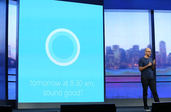 Microsoft hopes Cortana will lead an army of chatbots to victory