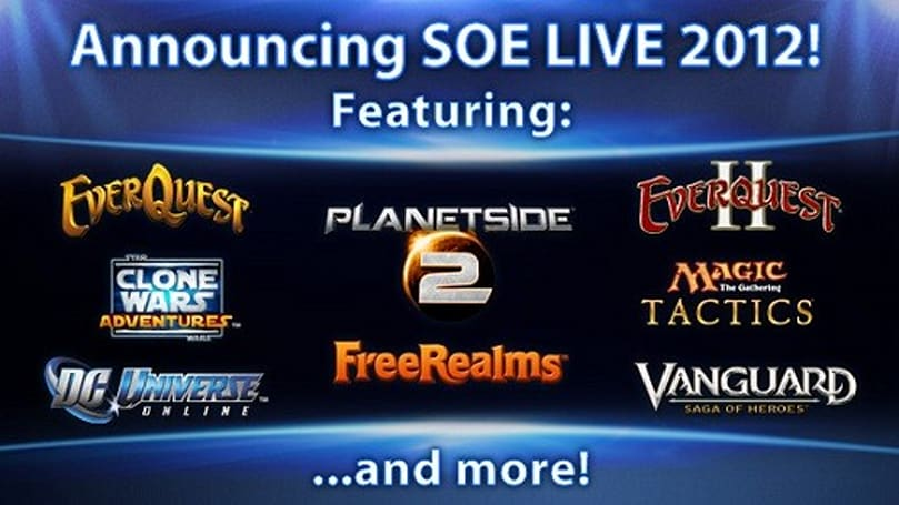 The Tattered Notebook: Gearing up for SOE Live