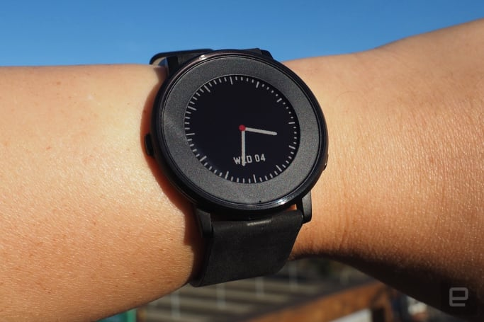 Pebble cuts 25 percent of its staff (update: clarification)