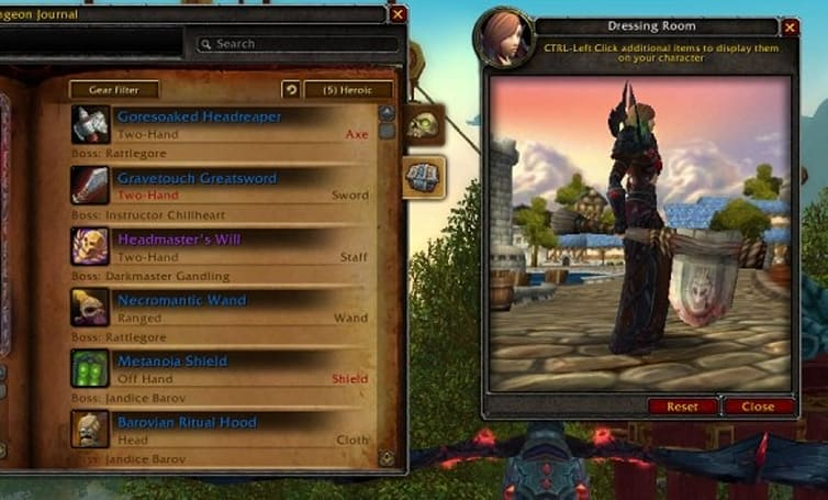 Blood Pact: Preparing for level 90 raiding with heroic dungeon gear