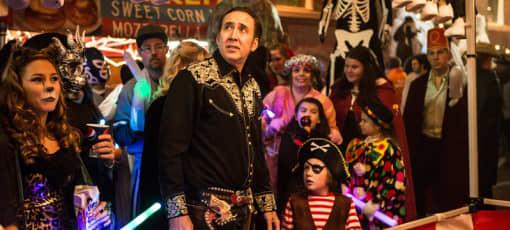 ニコラス・ケイジ主演最新作『ペイ・ザ・ゴースト ハロウィンの生贄』試写会が当たる