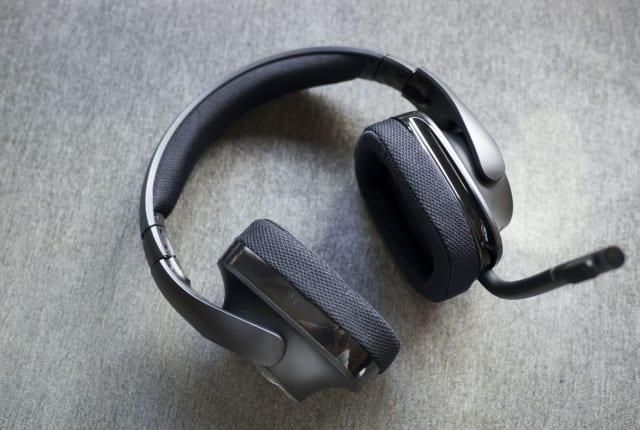 罗技 G533 无线游戏耳机评测