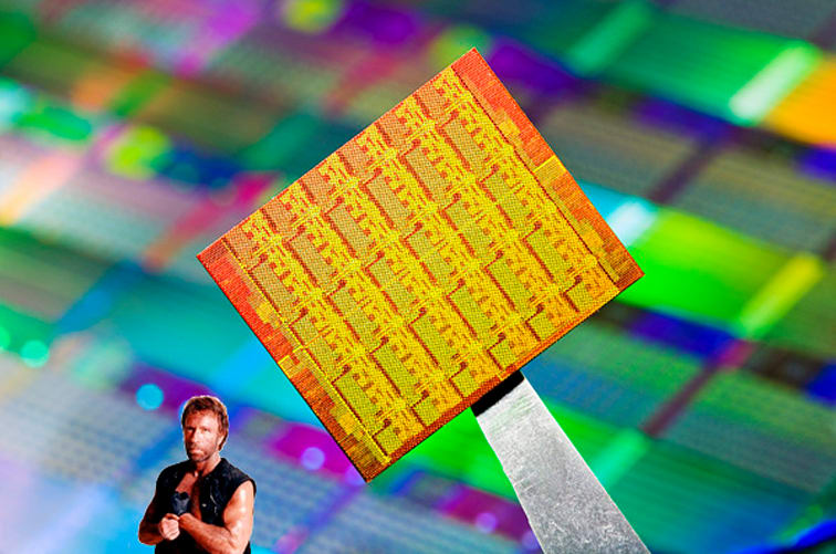 Intel Crams 48 Cores Onto Stamp Sized Processor Wants To