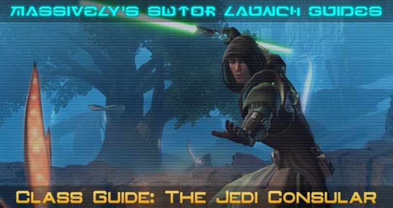 SWTOR: So you want to play a Jedi Consular