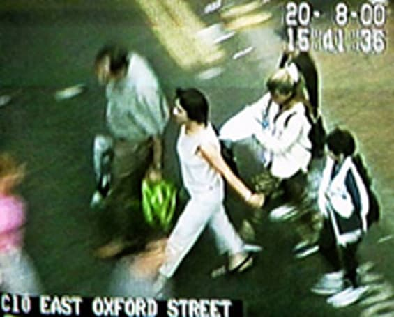 CCTV overload in London not as effective as previously hoped?