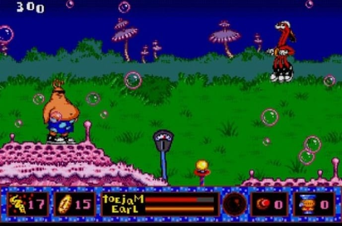 Toejam & Earl achievements pop up, Sega Vintage Collection 4 imminent