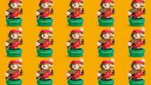 Nintendo leaks an 8-bit Mario Amiibo ahead of E3
