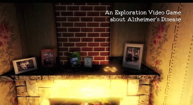 A game that explores the effects of Alzheimer's Disease