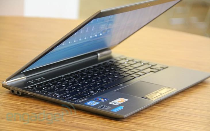 Toshiba updates Portege Z835 Ultrabook with Ivy Bridge, renames it the Z935
