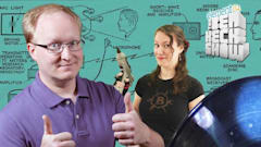 Ben Heck's mechanical TV, part 2