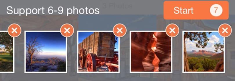 GoPix is a clever, but limited slide movie maker for Instagram