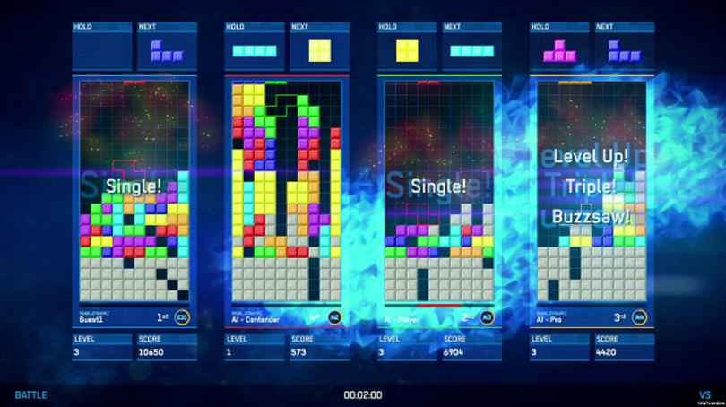 New generation finally begins in summer with Tetris Ultimate
