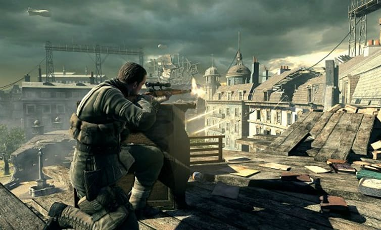 Sniper Elite 3 'expected in 2014' on PS3, Xbox and next-gen platforms