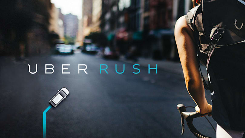 Uber's latest service delivers just about anything in minutes