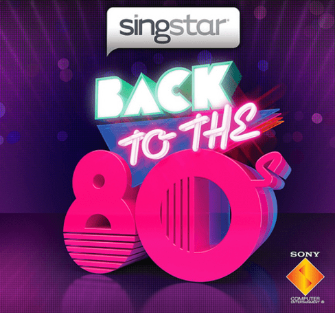 SingStar goes 'Back To The 80s,' would do anything for love (but won't do that)