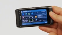 Nokia N8 video overview: Symbian^3 homescreens, messaging, email, and Flash-capable browser on show