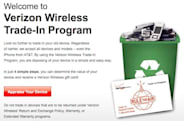 Verizon wants you to upgrade to a smartphone, offering $100 gift card in exchange?